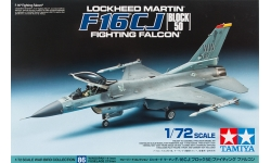 F-16CJ  General Dynamics, Fighting Falcon - TAMIYA 60786 1/72