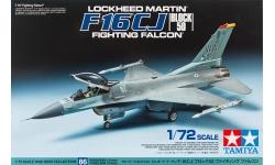 F-16CJ  General Dynamics, Fighting Falcon - TAMIYA 60786 1/72