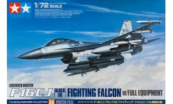 F-16CJ  General Dynamics, Fighting Falcon - TAMIYA 60788 1/72