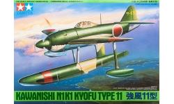 N1K1 Kawanishi, Kyofu - TAMIYA 61036 1/48