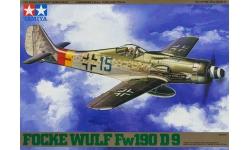 Fw 190D-9 Focke-Wulf - TAMIYA 61041 1/48