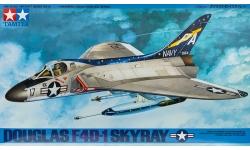 F4D-1 (F-6A) Douglas, Skyray - TAMIYA 61055 1/48