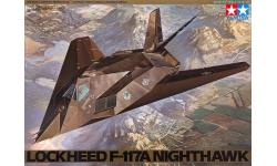 F-117A Lockheed, Nighthawk - TAMIYA 61059 1/48
