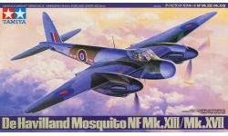 Mosquito NF Mk. XIII/XVII De Havilland - TAMIYA 61075 1/48