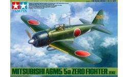 A6M5/5a Type 52/52a Mitsubishi - TAMIYA 61103 1/48