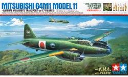 G4M1 Model 11 Mitsubishi - TAMIYA 61110 1/48