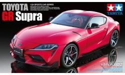 Toyota GR Supra (DB) 2019 - TAMIYA 24351 1/24