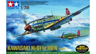 Ki-61-Id (Tei) Kawasaki, Hien - TAMIYA 25420 1/72