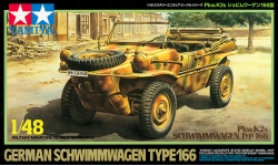 Volkswagen Typ 166 Schwimmwagen - TAMIYA 32506 1/48