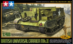 Universal Carrier Mk. II Vickers-Armstrongs, Bren Gun Carrier - TAMIYA 32516 1/48