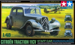 Citroën Traction Avant 11CV 1938 - TAMIYA 32517 1/48