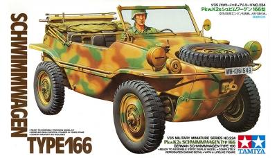 Volkswagen Typ 166 Schwimmwagen - TAMIYA 35224 1/35