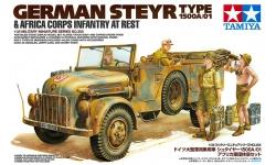 Mannsch.Kw. Kfz.70, Steyr 1500 A/01, Typ 274 - TAMIYA 35305 1/35