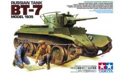БТ-7 (1935) ХПЗ - TAMIYA 35309 1/35