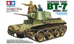 БТ-7 (1937) ХПЗ - TAMIYA 35327 1/35