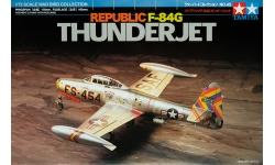 F-84G Republic, Thunderjet - TAMIYA 60745 1/72