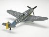 Bf 109G-6 Messerschmitt - TAMIYA 60790 War Bird Collection 90 1/72