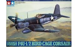 F4U-1/2 Chance Vought, Corsair - TAMIYA 61046 1/48