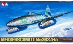 Me 262A-1a Messerschmitt - TAMIYA 61087 1/48