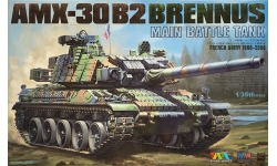 AMX-30B2 Brenus, GIAT Industries - TIGER MODEL 4604 1/35