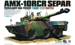 AMX-10 RCR (SEPAR) GIAT, Nexter Systems - TIGER MODEL 4607 1/35