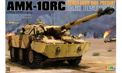 AMX-10 RC GIAT - TIGER MODEL 4609 1/35