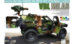 Panhard GD VBL MILAN - TIGER MODEL 4618 1/35
