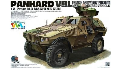 Panhard GD VBL RECO 12.7 - TIGER MODEL 4619 1/35
