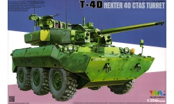 AMX-10 RCR (T40M Turret) GIAT, Nexter Systems - TIGER MODEL 4665 1/35