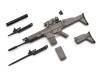 SCAR-H FN Herstal - TOMYTEC LA003 1/12