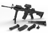 M4A1 Colt - TOMYTEC LA050 1/12