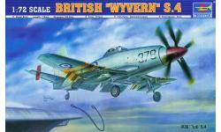 Wyvern S.Mk. 4 Westland - TRUMPETER 01619 1/72
