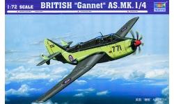 Gannet AS.1 / AS.4 Fairey - TRUMPETER 01629 1/72