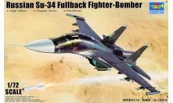 Су-34 Сухой - TRUMPETER 01652 1/72