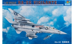 RA-5C North American Aviation, Vigilante - TRUMPETER 02809 1/48