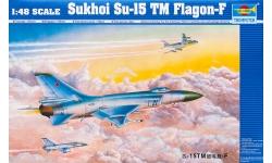 Су-15ТМ Сухой - TRUMPETER 02811 1/48