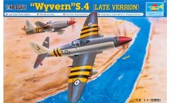 Wyvern S.Mk. 4 Westland - TRUMPETER 02820 1/48