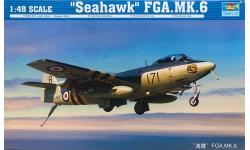 Sea Hawk FGA.Mk. 6 Hawker - TRUMPETER 02826 1/48