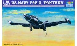 F9F-2 Grumman, Panther - TRUMPETER 02832 1/48