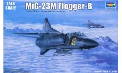 МиГ-23М - TRUMPETER 02853 1/48