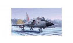 F-106B Convair, Delta Dart - TRUMPETER 02892 1/48