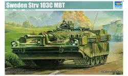 Stridsvagn 103C (Strv 103C) Bofors AB, MBT - TRUMPETER 00310 1/35