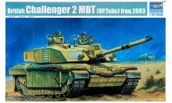FV4034 Alvis, Challenger 2, MBT - TRUMPETER 00323 1/35