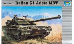 Ariete C1 Iveco-Oto Melara Consortium (CIO), MBT - TRUMPETER 00332 1/35