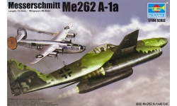 Me 262A-1a Messerschmitt - TRUMPETER 01319 1/144