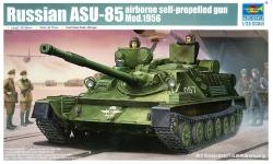 АСУ-85 / СУ-85 (1959) ММЗ - TRUMPETER 01588 1/35
