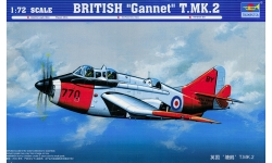 Gannet T.2 Fairey - TRUMPETER 01630 1/72
