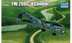 Fw 200C-4 Focke-Wulf, Condor - TRUMPETER 01638 1/72