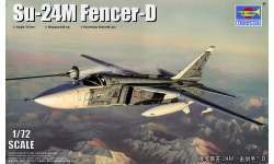 Су-24М Сухой - TRUMPETER 01673 1/72
