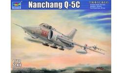 Q-5II (Q-5C) Nanchang - TRUMPETER 01685 1/72